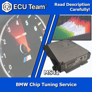 MS41 chip tune, MS41.1 chip tune, MS41 performance upgrade, MS41 dme performance chip