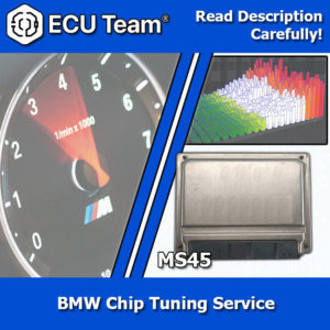 MS45 chip tune, MS45 performance upgrade, MS45 dme performance chip