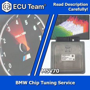 MSV70 chip tune, MSV70 performance upgrade, MSV70 dme performance chip