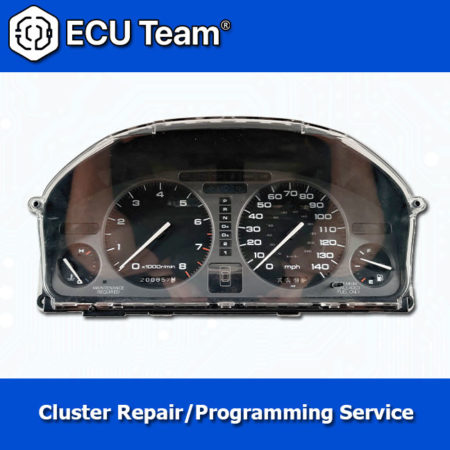 acura cluster
